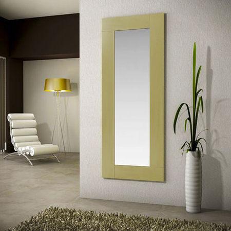 Espejos trucos para crear m s espacio universo muebles - Espejos para pasillos ...