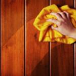 El cuidado para los muebles de madera