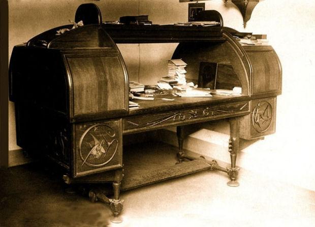 Gaud y sus muebles universo muebles for Gaudi muebles