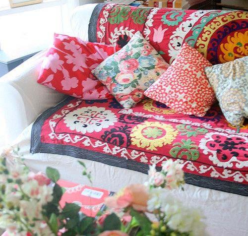 Como combinar textiles en el hogar_Foto12