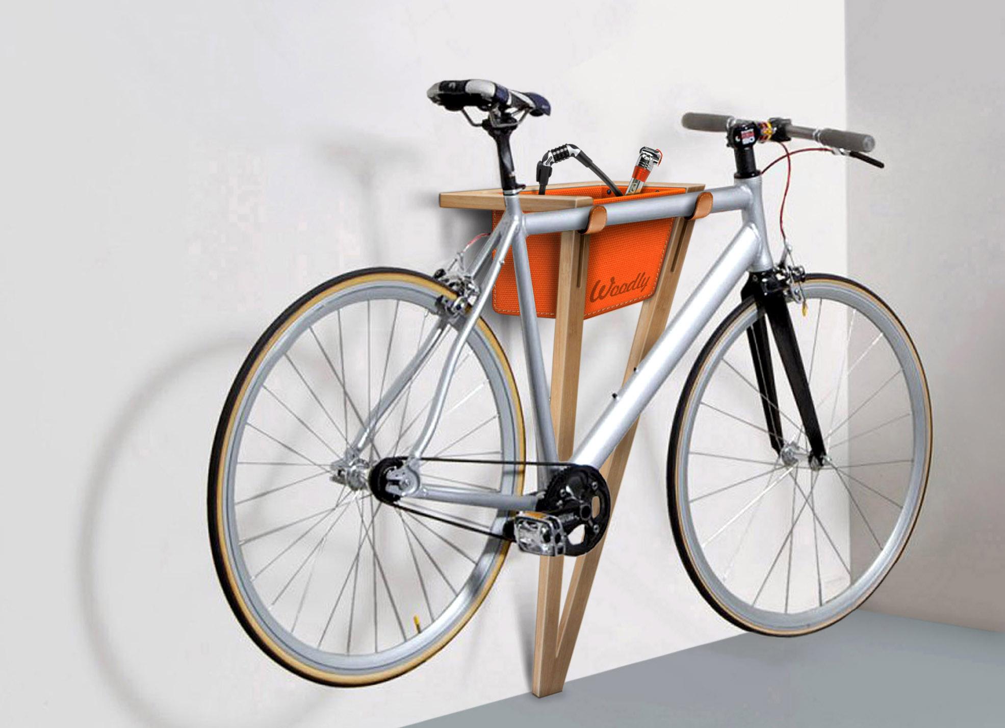 Muebles para bicicletas universo muebles - Guardar bicicletas en poco espacio ...