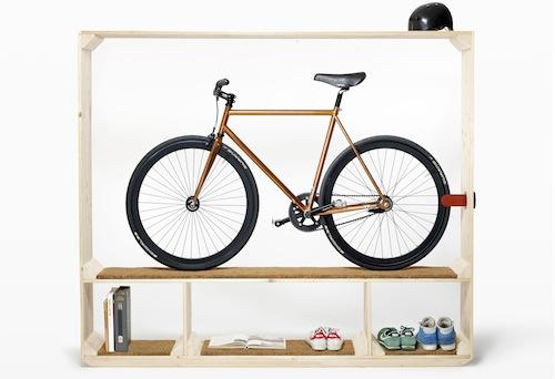 mueble para bicicleta