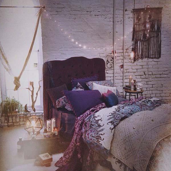 Dormitorios Boho Chic_ Ashley Anderson_ FOTO6