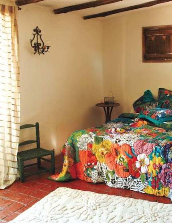 Dormitorios Boho Chic_ Via Sue Doiron_ FOTO 8