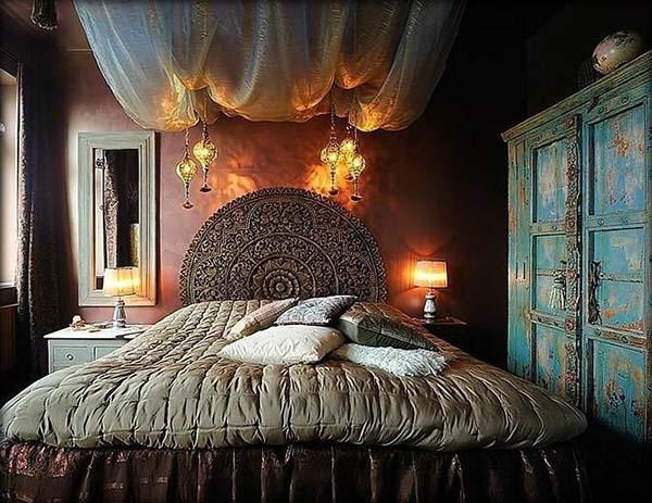 Dormitorios boho chic_ FOTO4