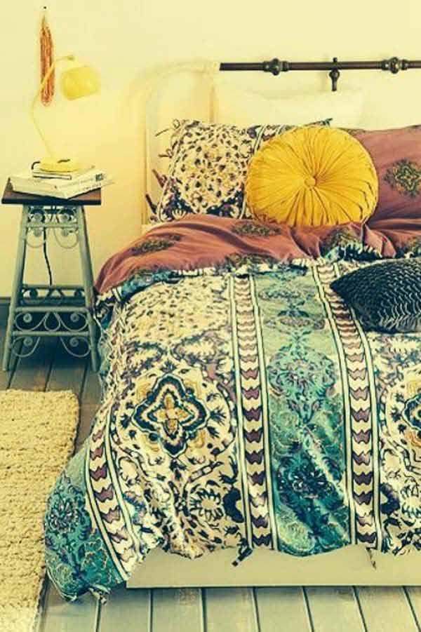 Dormitorios boho chic_ Kylie Evans_FOTO 2