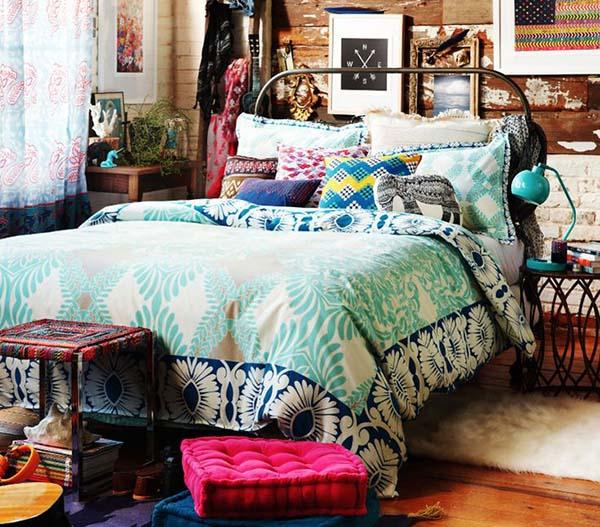 Dormitorios boho chic_ Pamela Shadid_ FOTO7