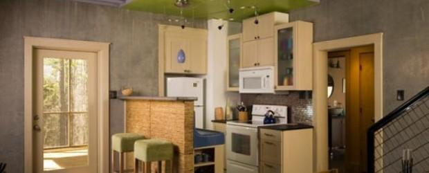 Cocina Pequena Bien Aprovechada Universo Muebles