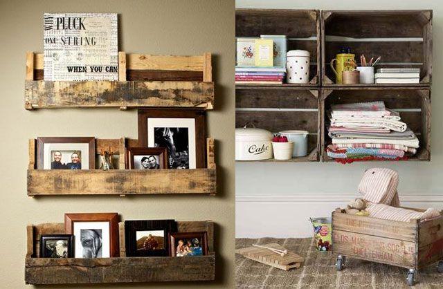 Amueblar casa con los palets universo muebles - Comprar muebles de palets ...