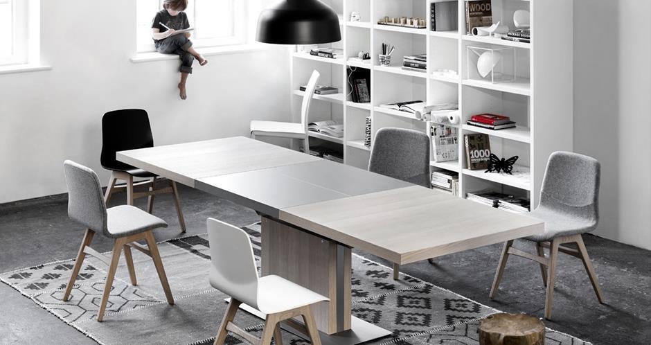 mesa extensible moderna