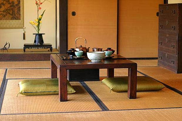 muebles y casas zen